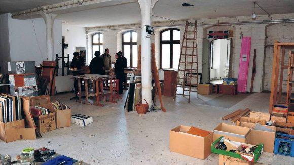 Ein Kunstort wird abgewickelt. Die Gewerbemieter in der Oranienstraße 185 müssen ausziehen: Ihre Mietverträge wurden nicht verlängert.