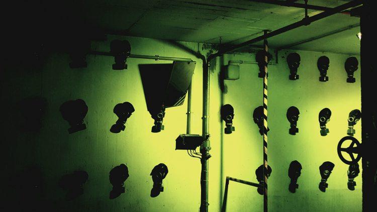 Unterm Museum The Story of Berlin sind die Schrecken des Krieges auf einmal ganz nah.
