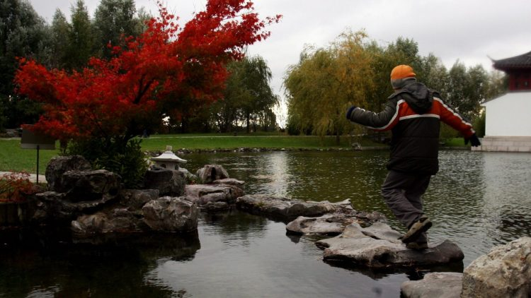 Auch im Herbst einen Ausflug wert: Die Gärten der Welt in Marzahn.