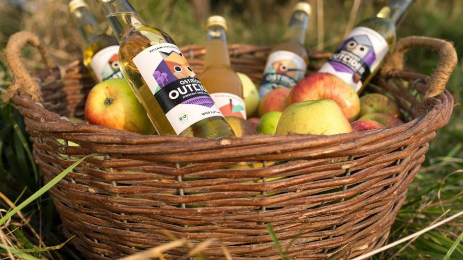Leckere Getränke aus Äpfeln von Streuobstwiesen stellt das Unternehmen Ostmost her. Auch der Natur soll dadurch geholfen werden.