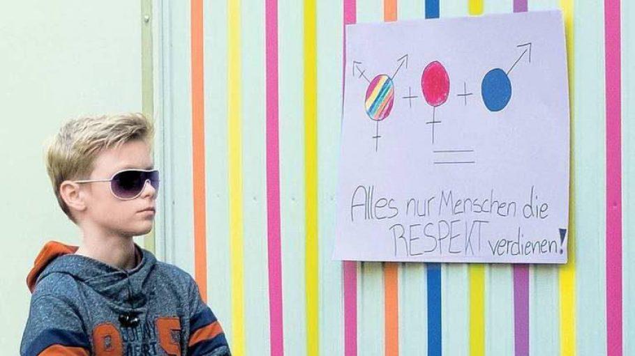 Respekt! Durch die Arbeit an der Ausstellung All Included wurden sich manche Jugendliche überhaupt erst ihrer eigenen Vorurteile und Berührungsängste bewusst.