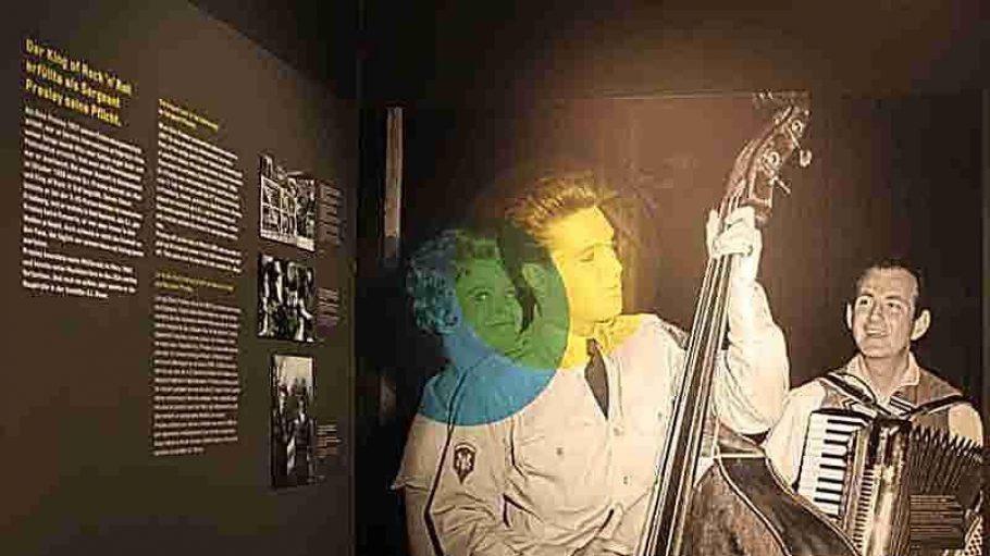 Der King of Pop darf natürlich nicht fehlen, wenn es um die Geschichte der amerikanischen Popmusik in Deutschland geht!