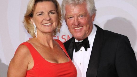 Bestsellerautorin Hera Lind und ihr Mann Engelbert Lainer-Warrenberg.