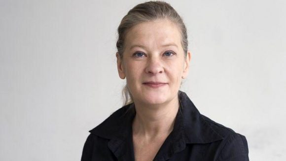 Autorin Sarah Schmidt lebt seit ihrer Jugend in Berlin-Kreuzberg.