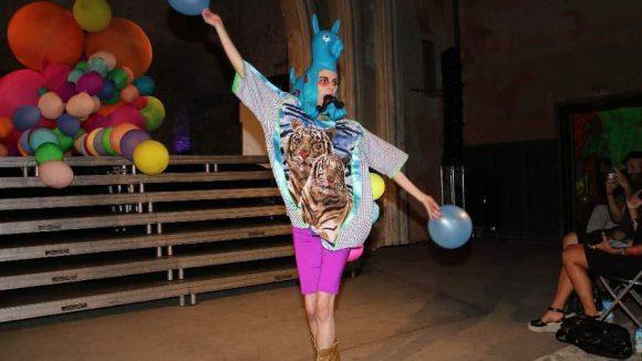 Hier lud das Berlin fashion Film Festival zur Award-Show.