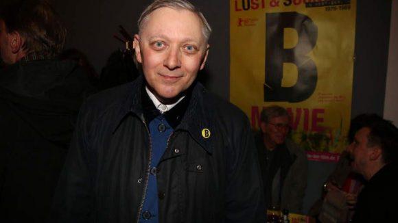 Der britische Produzent Mark Reeder spielt in der West-Berlin-Doku eine tragende Rolle.