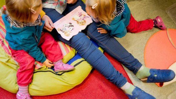 Wenn Eltern mal Zeit für sich brauchen, springen Babysitter auch kurzfristig ein.
