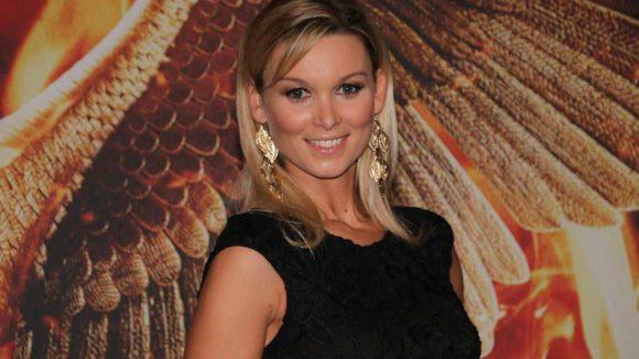 """... und zu guter Letzt noch die Reality-TV-""""Stars"""" Katja Kühne, Bachelor-Siegerin, .."""