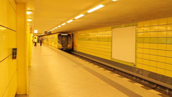Der Bahnhof Lichtenberg: 1928 fuhr die erste S-Bahn durch den Bahnhof.