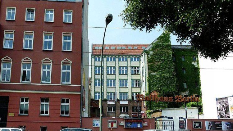 Das Ballhaus Berlin liegt ganz in der Nähe der neuen BND-Zentrale.