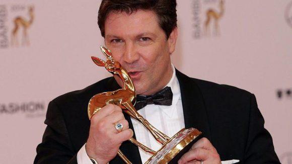 Francis Fulton-Smith wurde bester Schauspieler National für seine Darstellung des ehemaligen bayerischen Ministerpräsidenten Franz-Josef Strauß.