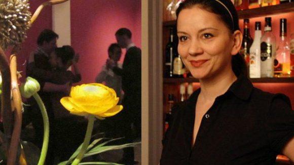 Bar-Chefin Tamara Simunovic.