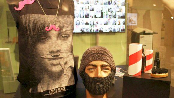 Movember, Finger-Stache und das Barbier-Revival: Bärte sind bedeutender Teil der Popkultur - auch über Hipster hinaus.
