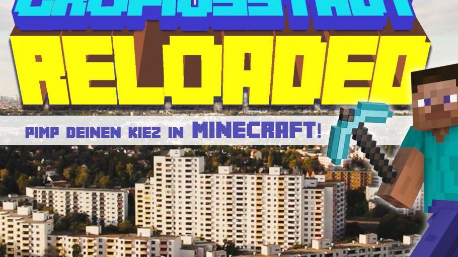 """Werden jugendliche Gamer bald die Gropiusstadt verändern? Das war zumindest das Ziel des """"Baukraft""""-Wettbewerbs."""