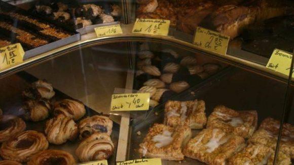 Das Angebot in der Bio-Bäckerei Bucco kann sich sehen lassen.