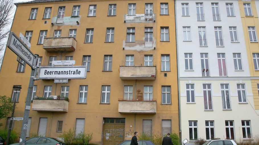 Diese Häuser in der Beermannstraße sollen in diesem Jahr abgerissen werden.