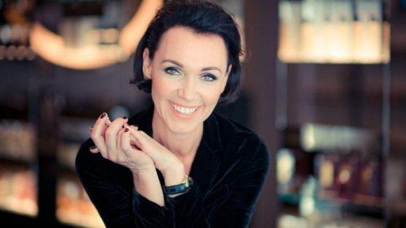Schönheitsrebellin Corinna Mosler-Jakobsohn in ihrem neuen Store.
