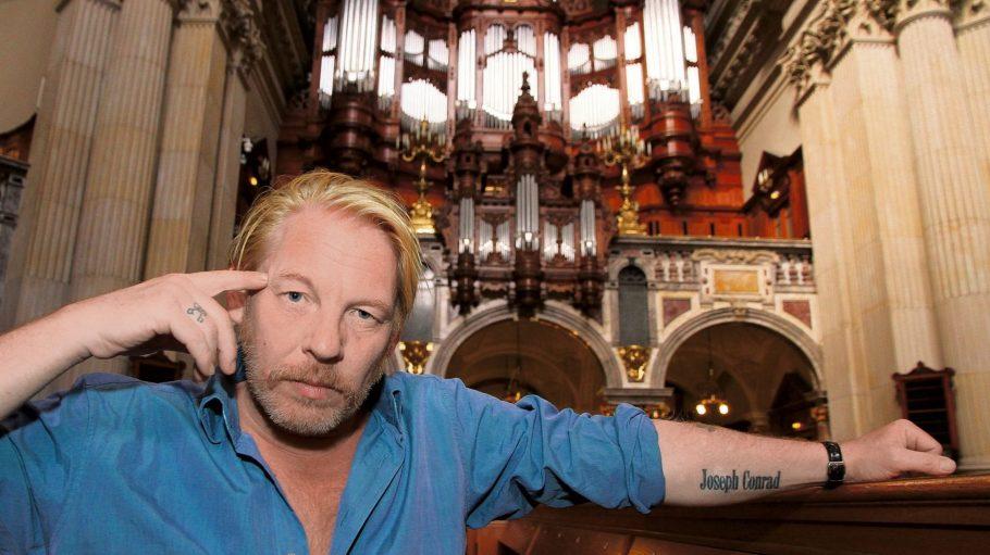 Ben Becker, Schauspieler, gibt ab November im Berliner Dom den Judas im gleichnamigen Stück.