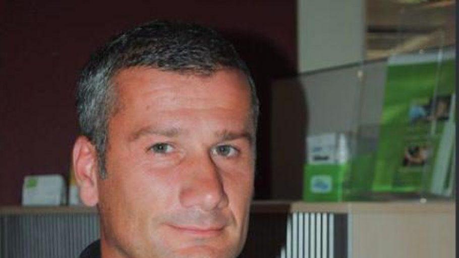 Benito Wegrad ist Regionalleiter im ELIXIA Vitalclub Wilmersdorf.
