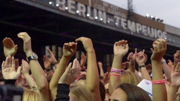 Das Berlin Festival findet nicht mehr auf dem Tempelhofer Feld statt.