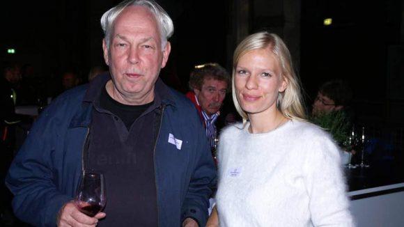 ... sowie Gastbeger Dimitri Hegemann vom Kraftwerk und Anna Katharina Hegemann aus dem Gestalten Verlag. Die beiden sind übrigens nicht verwandt.
