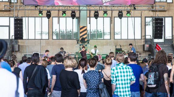 Das First We Take Berlin-Festival ist nur eines der Highlights der Berlin Music Week.