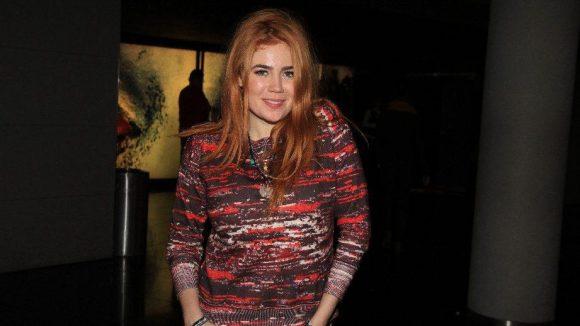 """Auch Viva- und ZDFneo-Moderatorin Palina Rojinski wollte sich bei """"Fack Ju Göhte"""" amüsieren."""