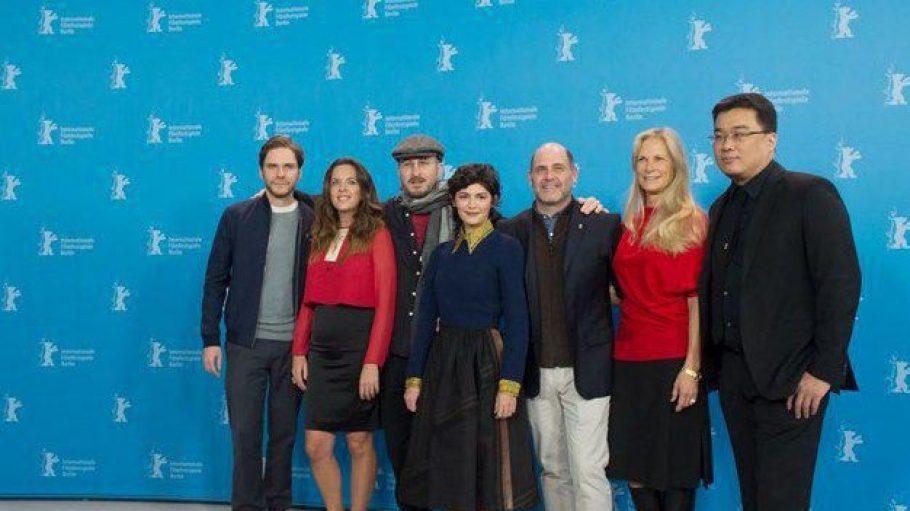 Zur Jury der diesjährigen Berlinale gehören unter anderem Daniel Brühl (links) und Audrey Tautou (Mitte).
