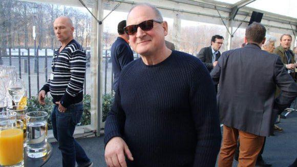 Gut getarnt: Schauspieler Burghart Klaußner.