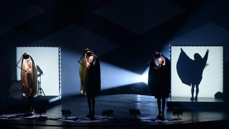 """Bei """"Unser Song für Österreich"""" in Hannover hat's gestern für unsere Elektropop-Mädels von Laing leider nicht gereicht."""