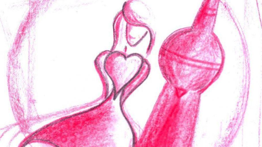 Typisch Frau? Das Logo kommt ziemlich rosa daher.