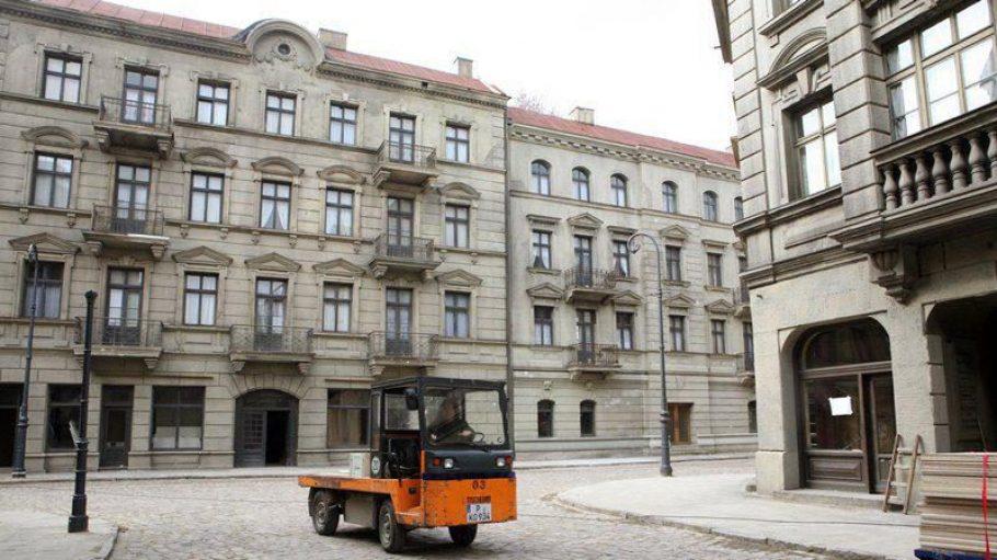 Die Berlin-Kulisse aus dem Filmstudio Babelsberg soll einen würdigen Nachfolger erhalten ...
