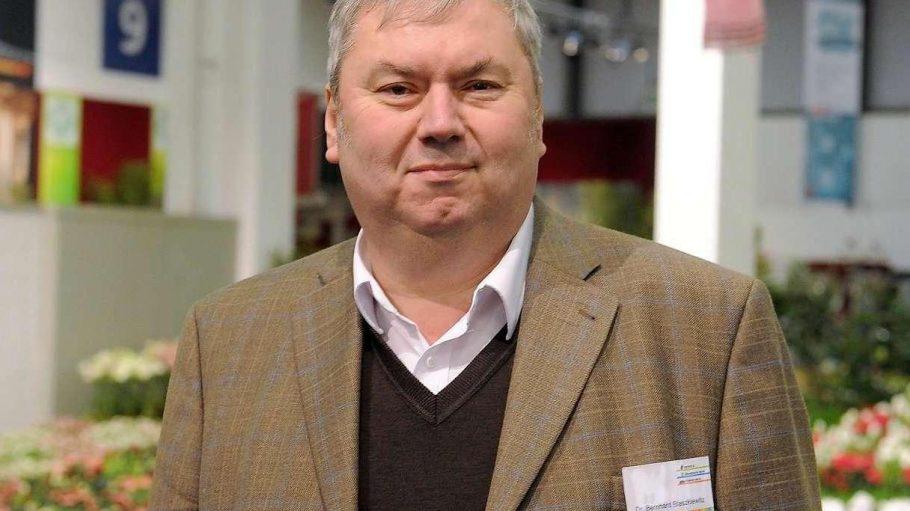 Der umstrittene Berliner Zoo- und Tierparkchef Bernhard Blaszkiewitz.