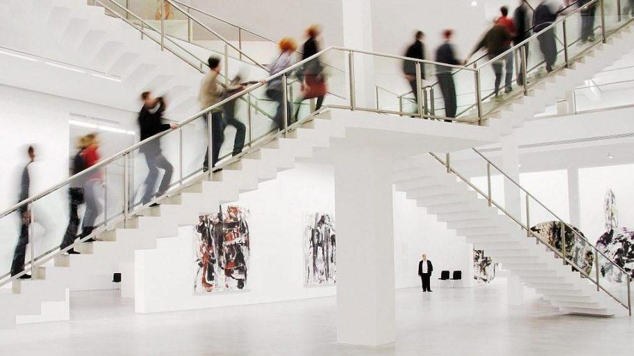 Die Berlinische Galerie in Kreuzberg von außen.