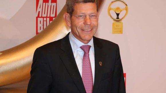 Sowie Bernhard Mattes, Vorsitzender der Geschäftsführung der Ford-Werke GmbH.