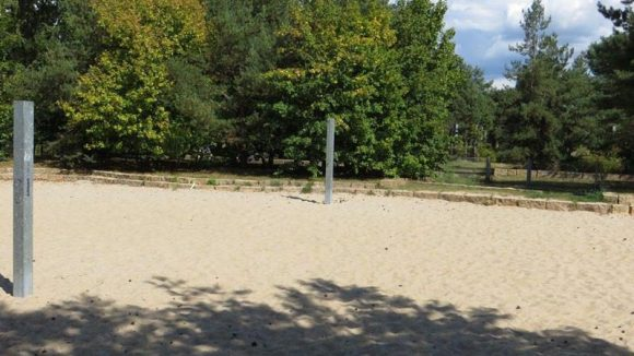 ... Sportfelder ...