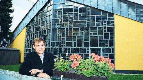 Hanno Müller-Brachmann unterstützt die Sanierung der Philippuskirche.