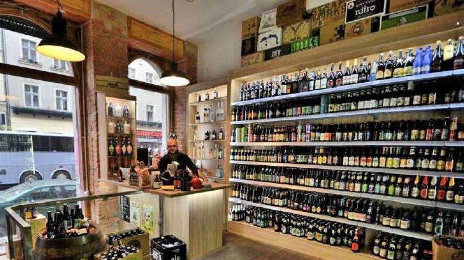 Die Biererei ist eine Wallstätte für Liebhaber handgemachter Biere.