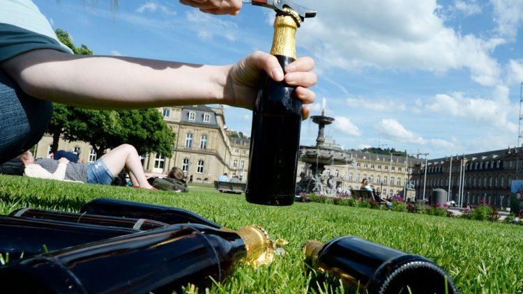 War es das jetzt für Berliner mit dem Bier zum Feierabend in der Sonne?