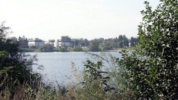 Zum Baden nicht geeignet, zum Entspannen sehr wohl: der Biesdorfer See.Die schönsten Uferbadestellen