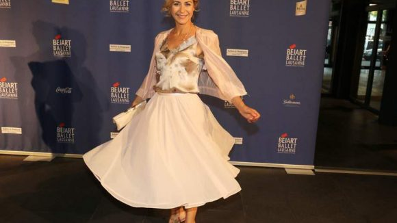 Ob Fernsehmoderatorin Bettina Cramer selbst Ballett-Talent hat, ist nicht bekannt.