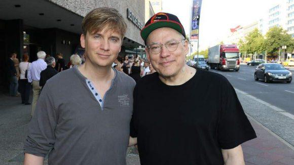 Auch Regisseur Rosa von Praunheim (r.) und sein Lebenspartner Oliver Sechting mögen Ballett.