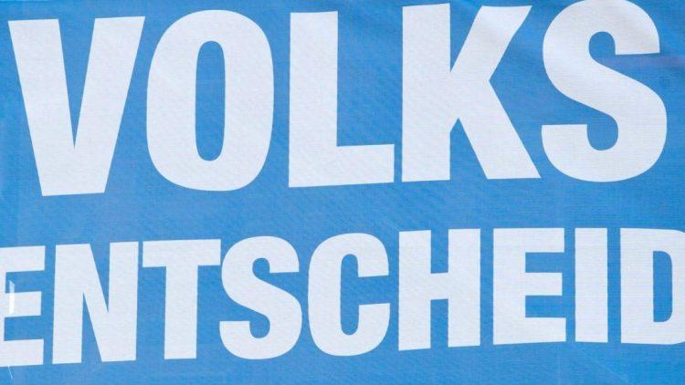 Volkes Wille soll Gültigkeit haben. Auch gegen den Willen des Berliner Senats. Dafür kämpft aktuell ein Volksbegehren.