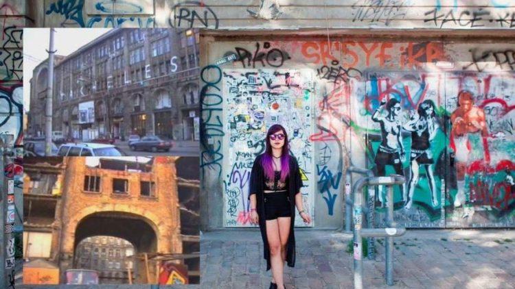 Verrückt war Berlin schon bevor es das Berghain gab, vor dem diese Lady so gekonnt post. Wie sehr, zeigt sich in unserer Blog-Schau der Woche