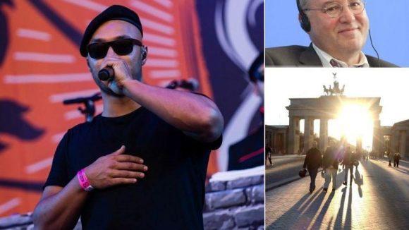 Gregor Gysi steht auf Rap von K.I.Z. und New York liebt Berlin. Mehr zum Thema erfahrt ihr in unserer Blog-Schau der Woche.