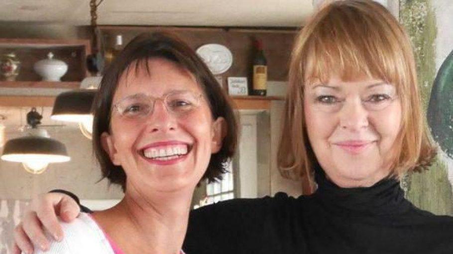 Die beiden blomm-Gründerinnen Bea Beste (links) und Gabriele Patzschke.