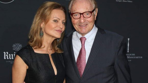 Diese beiden können sich den neuen 7er vermutlich leisten: Ekkehard Streletzki, mit Ehefrau Sigrid, gehört das Estrel in Neukölln, Deutschlands größtes Hotel.