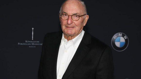 Zu den Gästen zählte auch Architekt Peter Lanz, der schon für BMW tätig war.