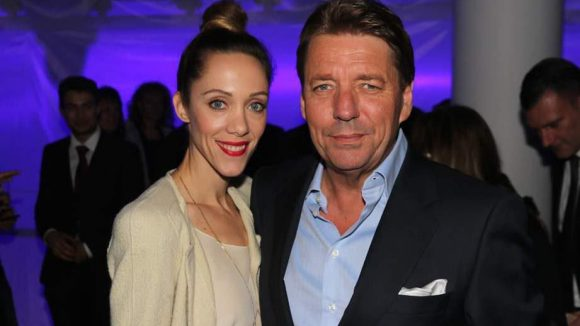 Ebenfalls dabei: Peter Wolf, TV-Produzent und Ex-Manager von Carmen Nebel, mit Ehefrau Melanie (Deutsches Fernsehballett).