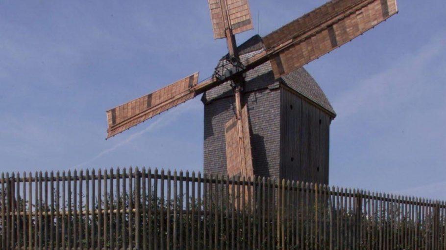 Die Mühle in Marzahn ist von Montag bis Freitag und am Sonntag für Besucher geöffnet.
